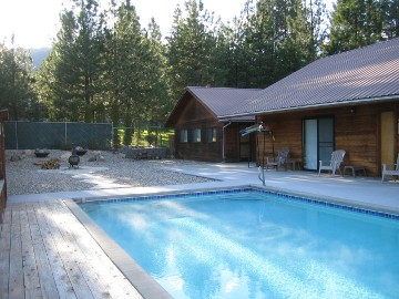 Garden Valley Hot Springs Cabin Vacation Rental
