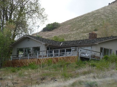 Geothermal Heated Hagerman House