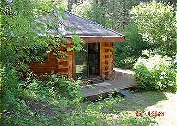 The Hideaway Cabin Hot Springs Vacation Rental