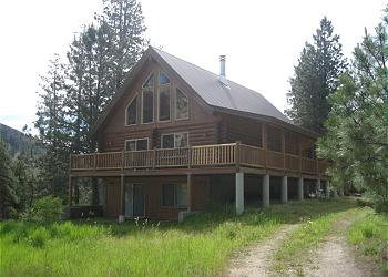 The Southfork Cabin Hot Springs Vacation Rental