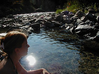Big Valley Ford >> Idaho Hot Springs: Bear Valley Hot Springs - Boise National Forest