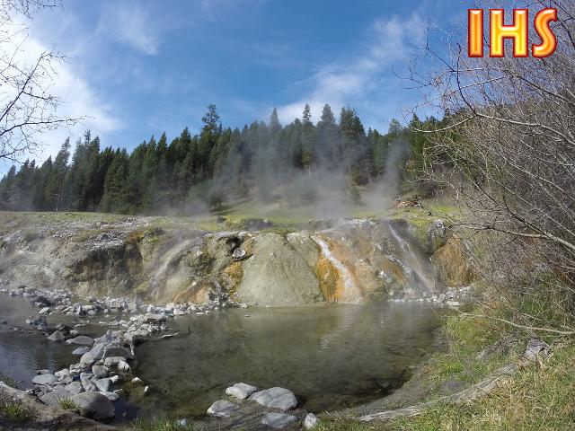 Bonneville Hot Springs Main Lower Pool