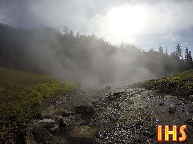 Bonneville Hot Springs Upper Bench