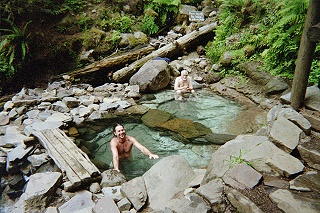 Idaho Hot Springs Oregon Cougar Terwilliger Hot Springs