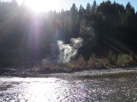 Idaho Hot Springs Ninemeyer Natural Hot Springs