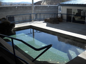Roy Stone Hot Springs in Sweet Idaho