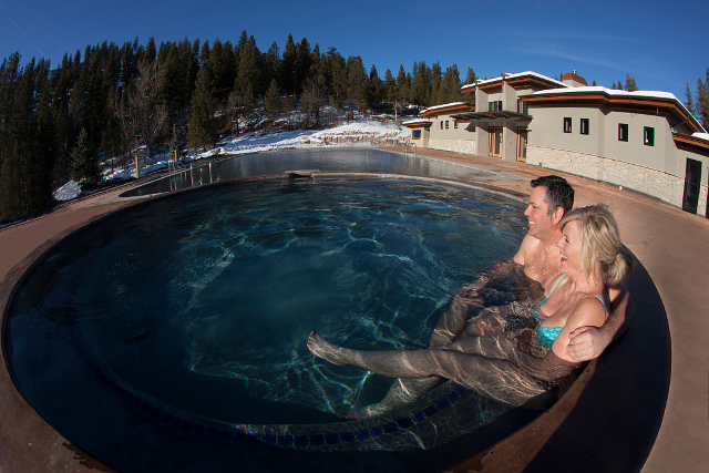 The Springs Resort Hot Tub