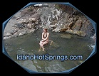 Skinnydipper (Mile Marker 4) Hot Springs in Idaho
