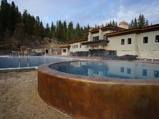 Commercial Hot Springs Located In South West Idaho